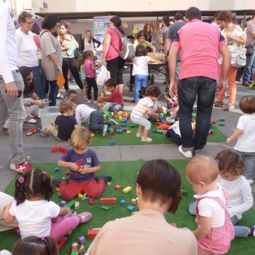 X Aniversari del Servei d' Atenció al desenvolupament Infantil de l'Ajuntament de Borriana  (ADI)