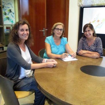 Reunions de coordinació entre els Centres escolars i  l´ADI