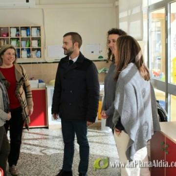 Visita a l'Escola Infantil