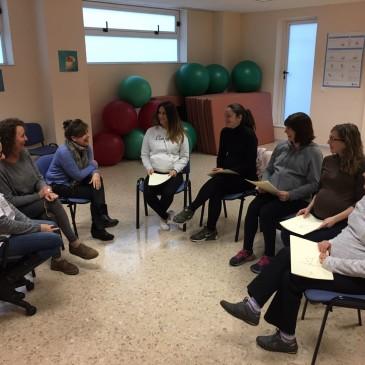 Xarrada  futurs pares i mares: El desenvolupament emocional en la primera infància