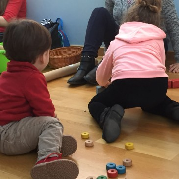 L'ADI i el Jardí artistic programen de nou l'activitat : Arts en la Infància