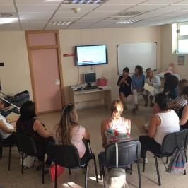 Xarrada a futurs pares i mares: Presentació de l'ADI